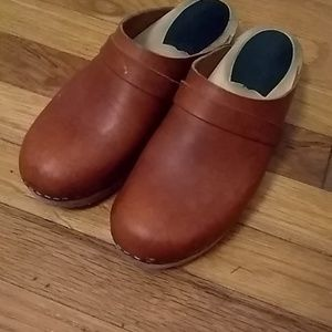 Shoes - Swedish Hasbeens Husband clogs